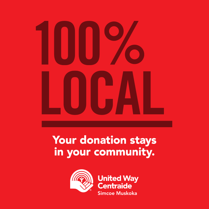100% Local United Way