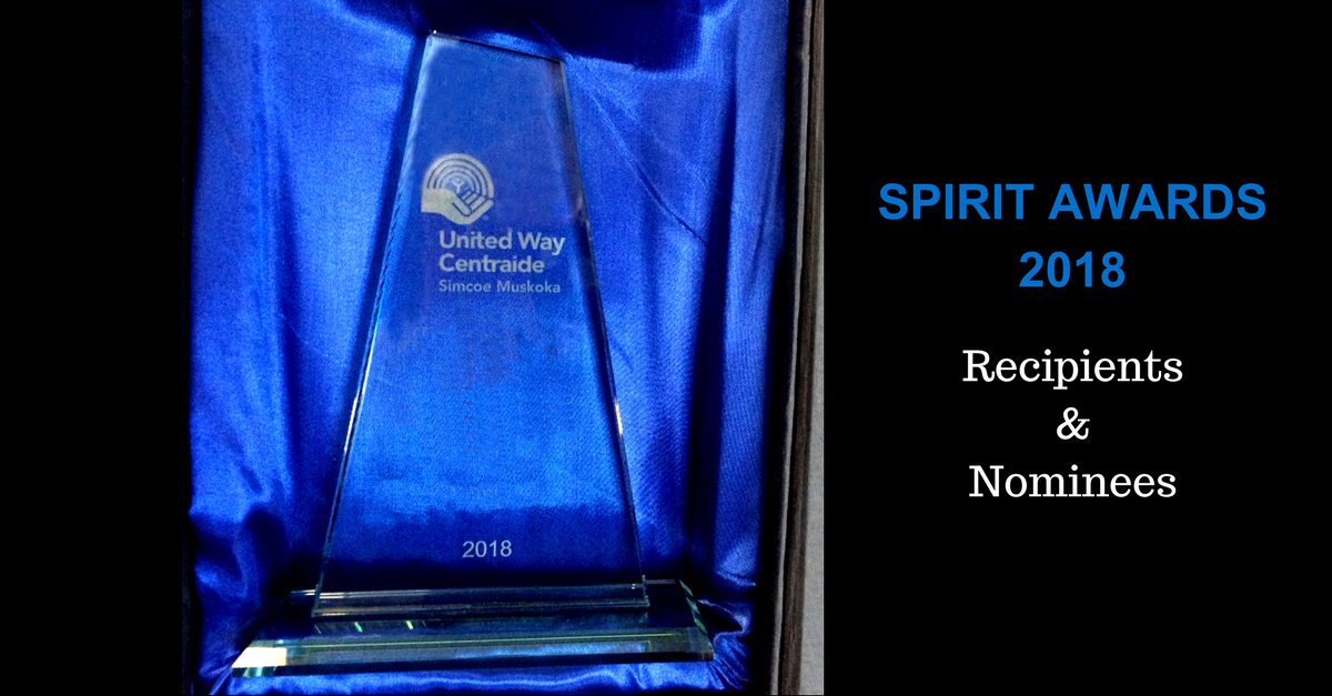 united way spirit awards