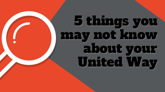 5 thing you may not know about the United way