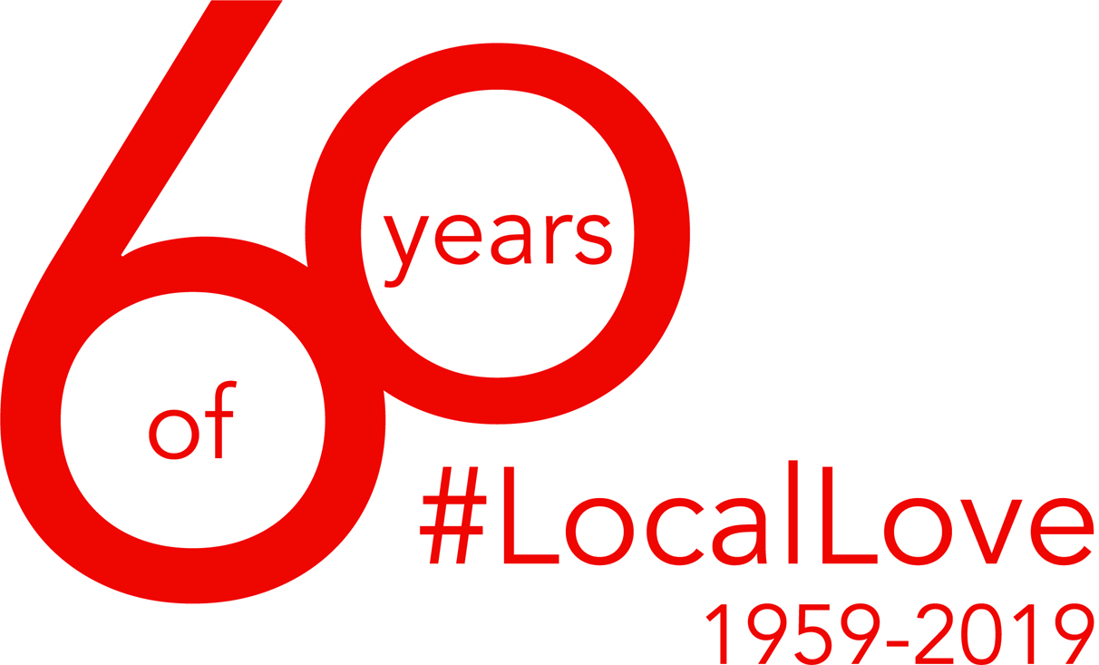 60 years of Local Love
