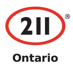 211 Ontario Logo