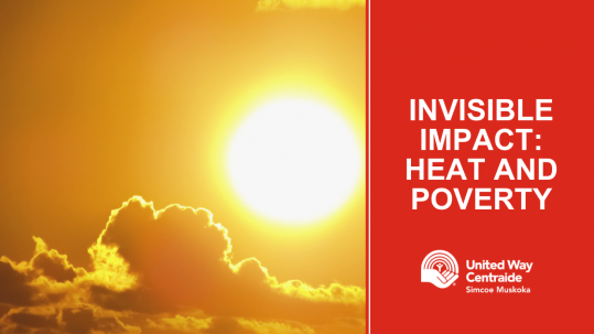 Invisible Impact: Heat and Poverty